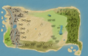 The lands in which our D&D adventures take place